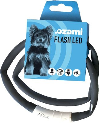Halsband Flash Led 70 cm