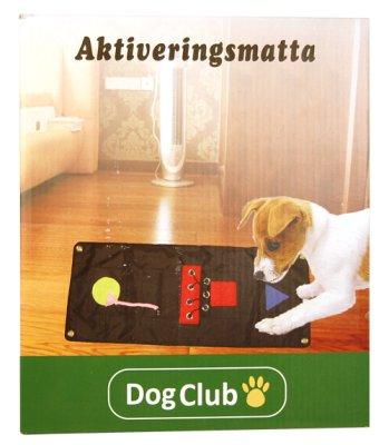 Aktiveringsmatta För Hund