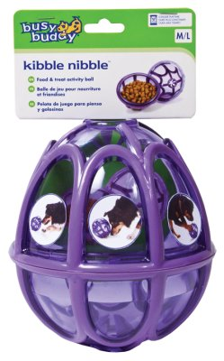 BUSY BUDDY Kibble Nibble Feeder Ball M/L