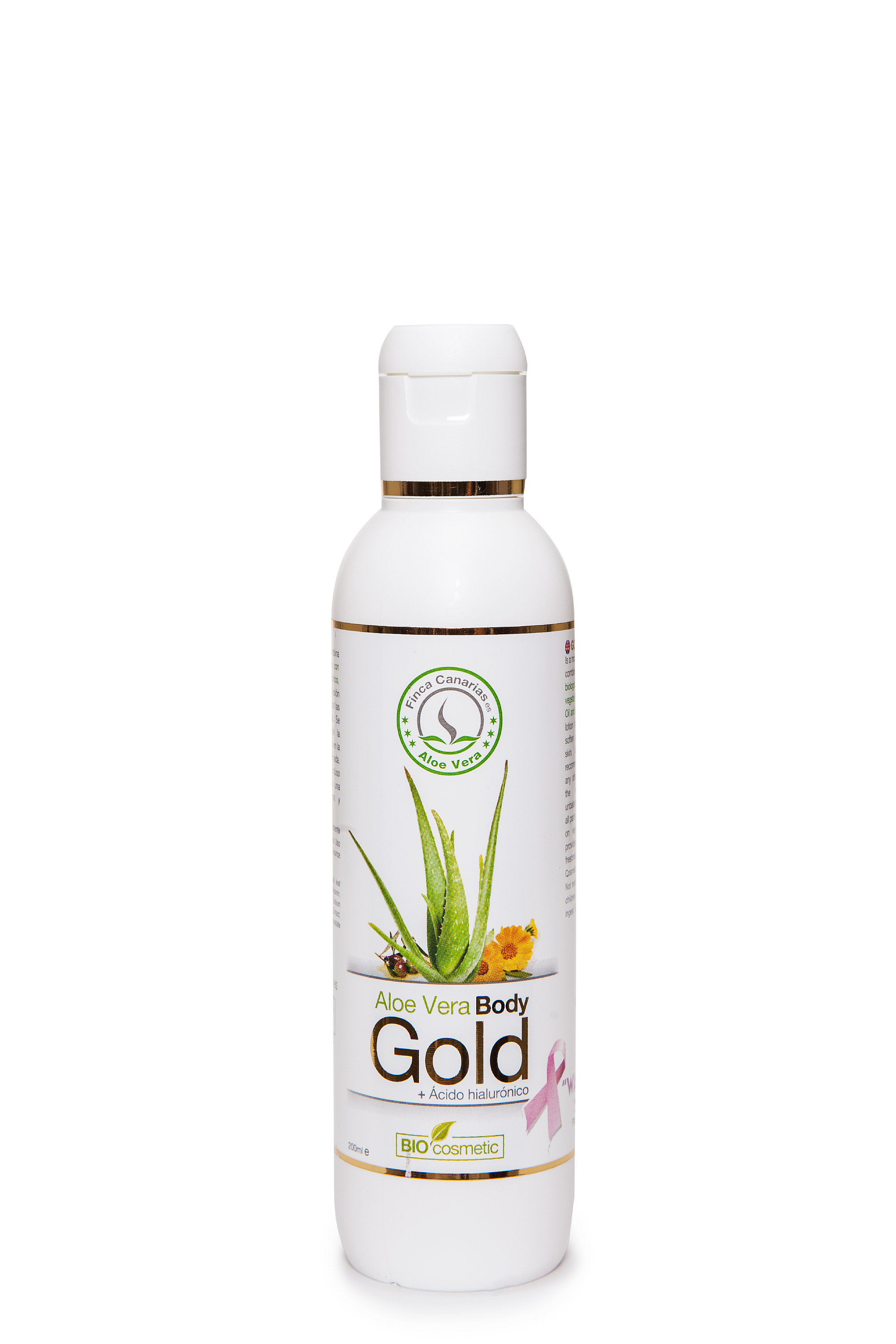 Gold Gel Body Lotion - 200 ml