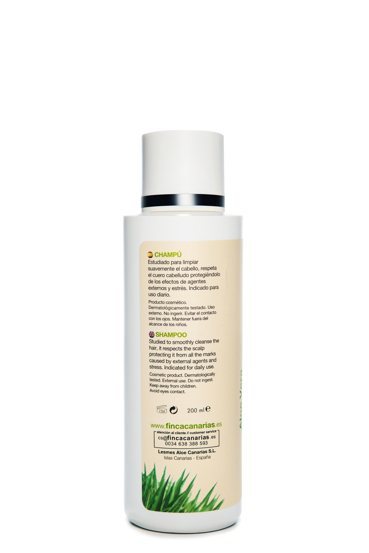 Shampoo med 50 % koldpresset Aloe Vera