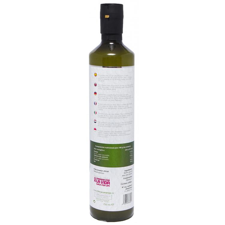 Frisk Aloe Vera juice med frugtkød - 750 ml