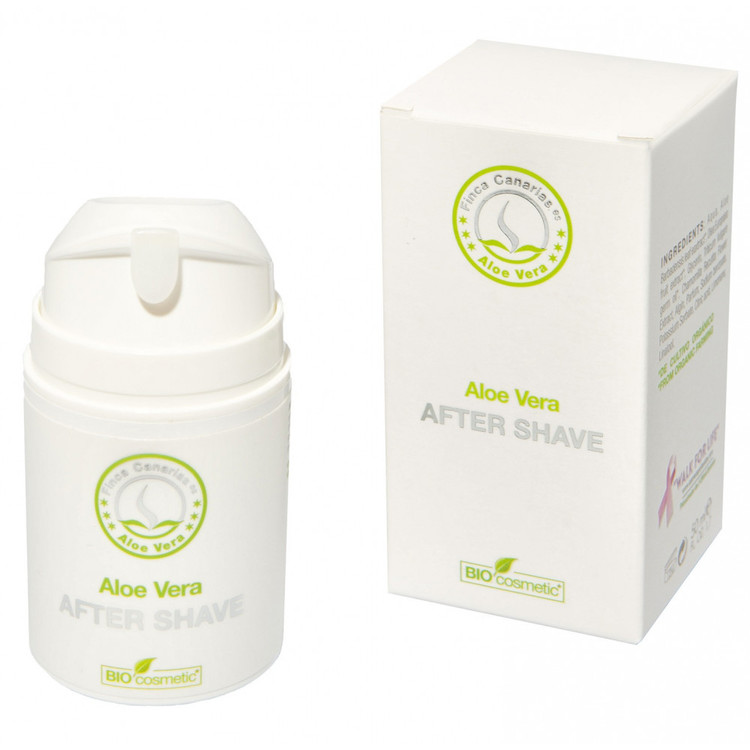 Aftershave Aloe Vera