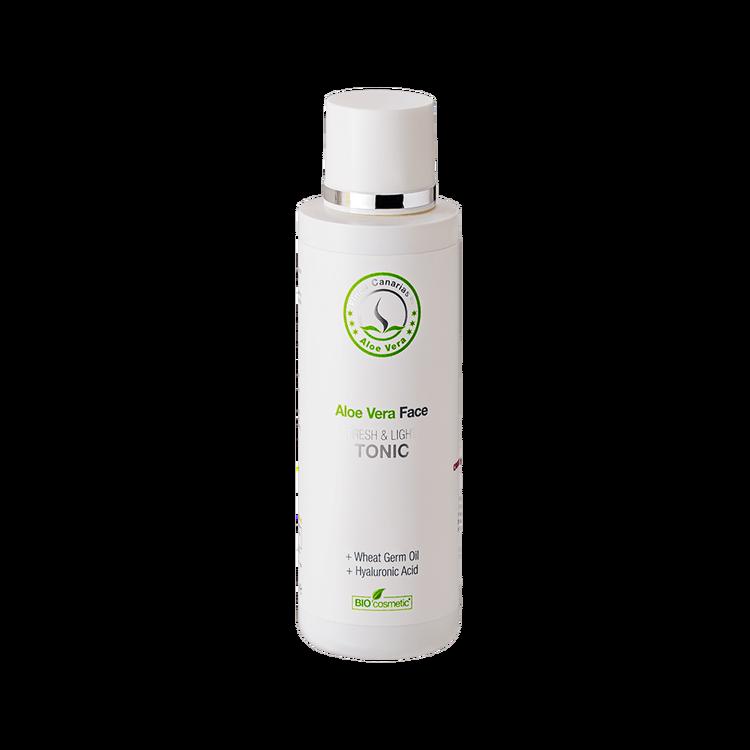 Aloe Vera Ansiktsmjölk och Ansiktsvatten - PAKETPRIS