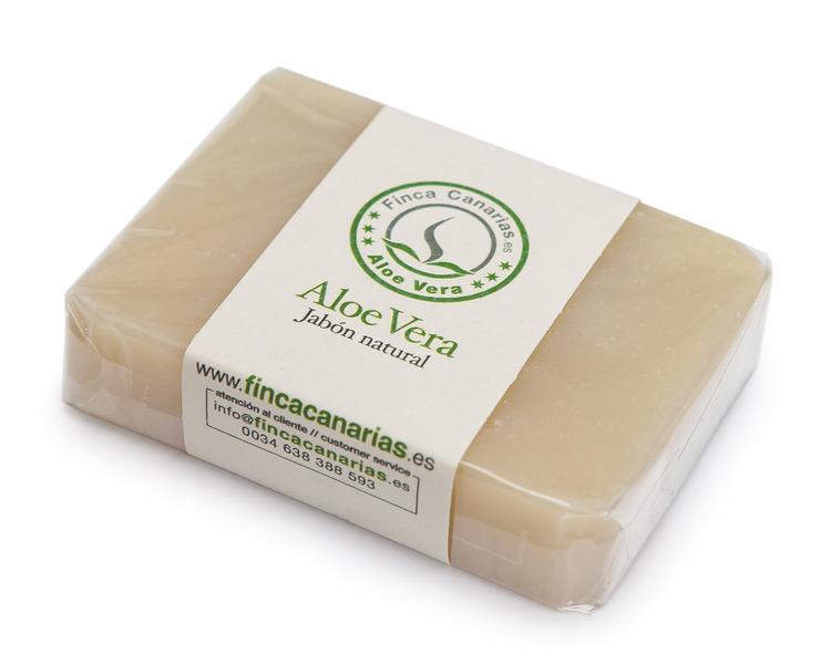 HELGERBJUDANDE Aloe Vera Serum med en lyxig Aloe Vera tvål på köpet