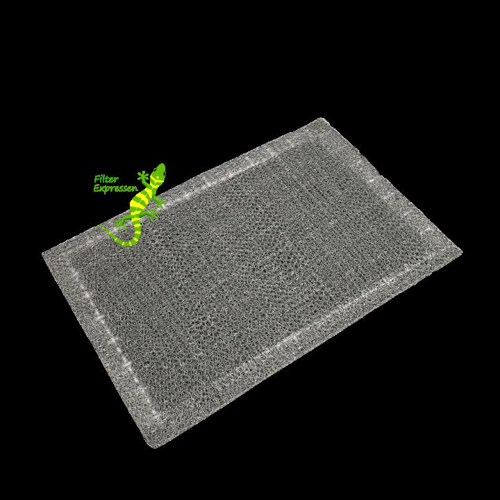Franke/Futurum Metalltrådsfilter Rektangulärt