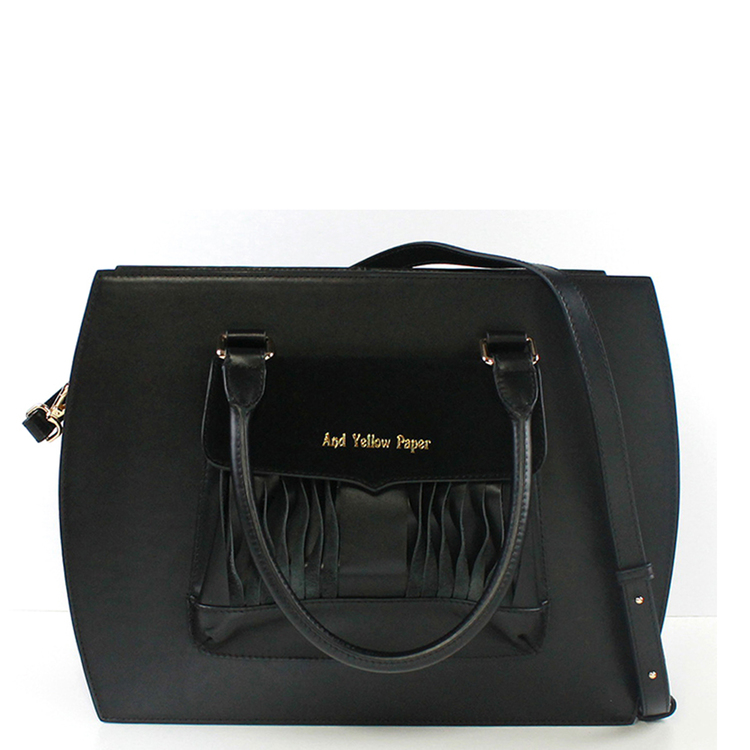 DENISE_1 BUSINESS BAG BLACK