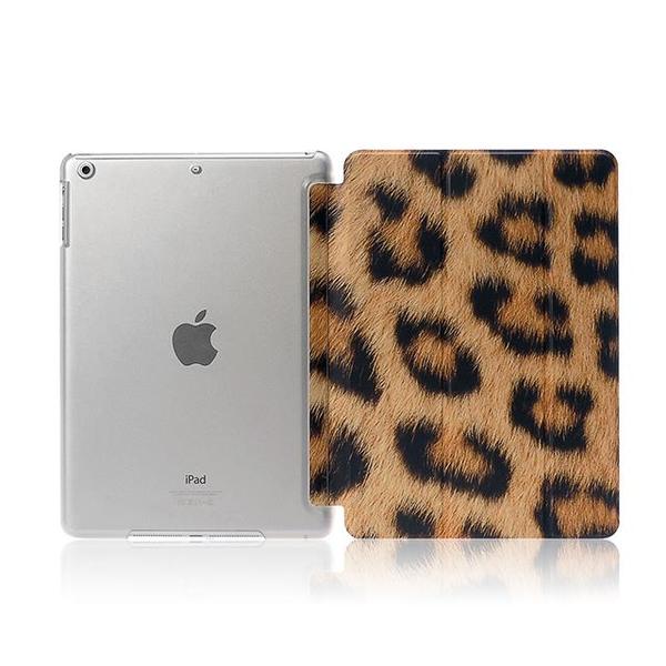 Ipad mini Mini 1/2 fodral- Leopard