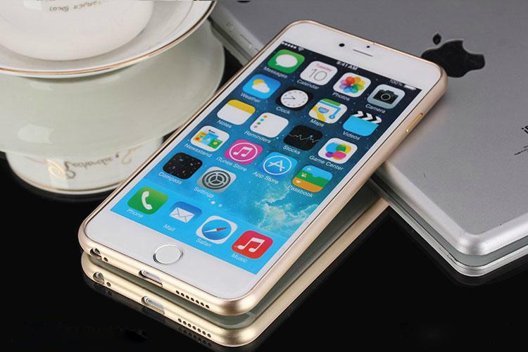 Metal Bumper till iPhone 7/8