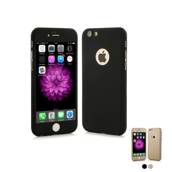 Pansarskal för iPhone 6 plus / 6s plus (med skyddsglas)