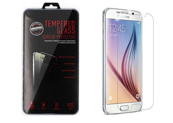 Samsung S6  Displayskydd härdat glas