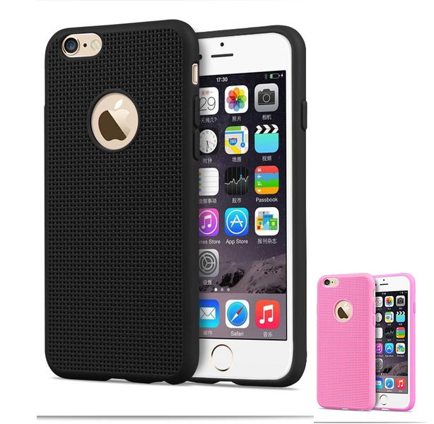 Silikon & gummi skal för iPhone 6 / 6s