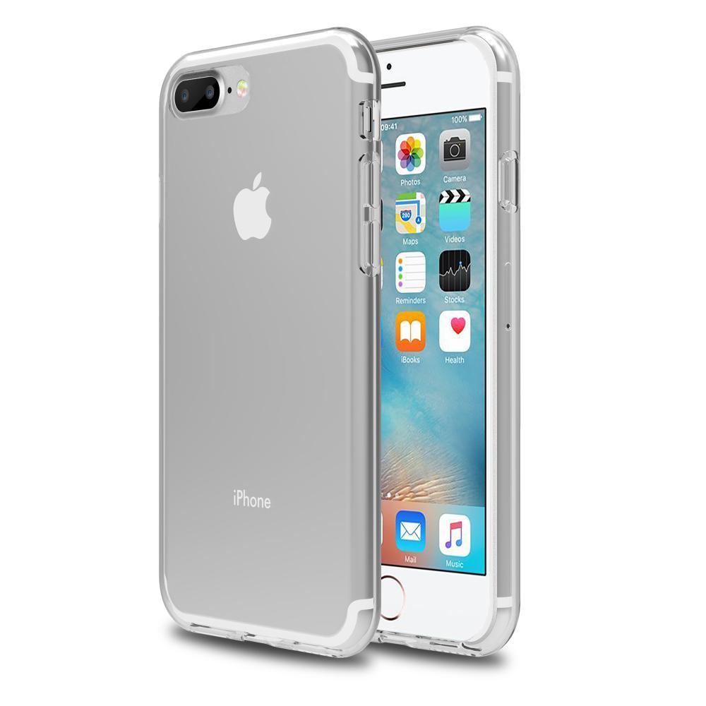 Skal iPhone 7/8 transparent