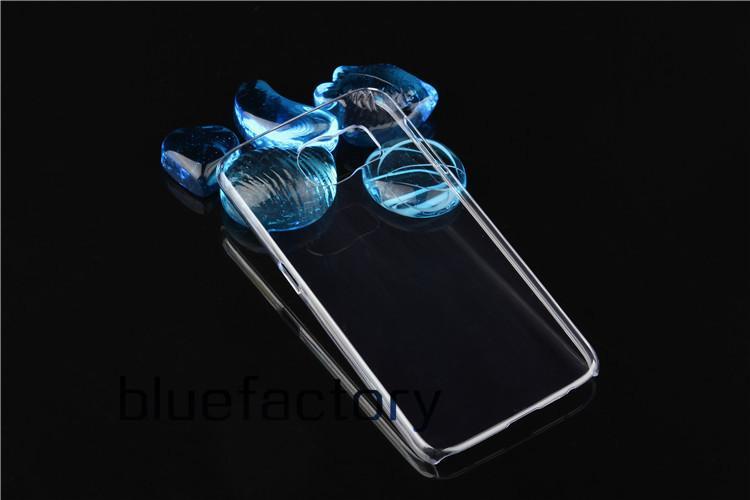 Skal Samsung S6 EDGE transparent