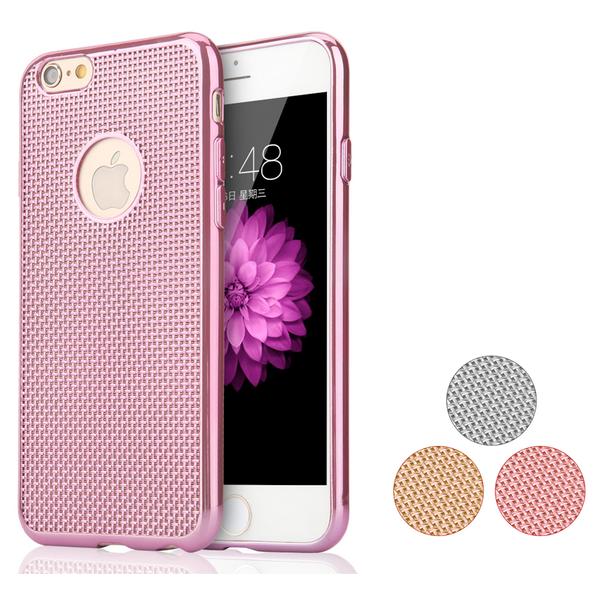 TPU silikonskal för iPhone 6/6s