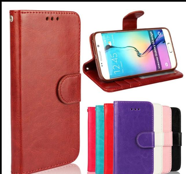 Plånboksfodral Galaxy S6  Edge / STATIV