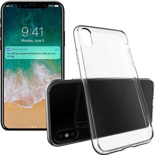 Skal iPhone X transparent