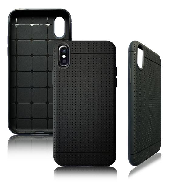 TPU silikonskal för iPhone X