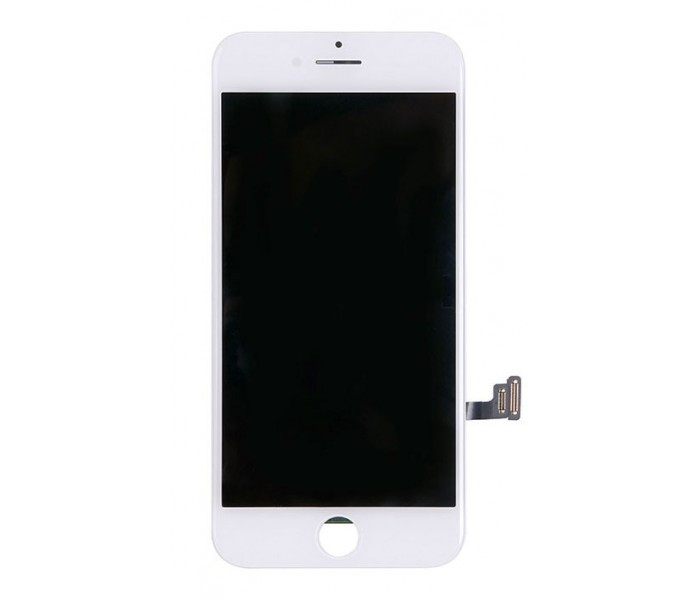 iPhone 8 LCD Display & Touch Skärm- Vit