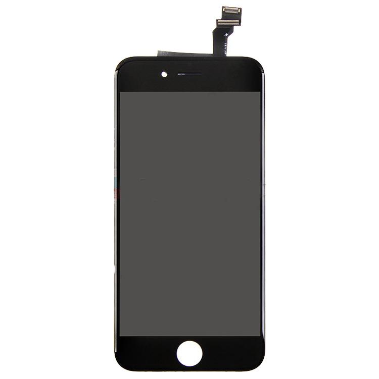 iPhone 6 skärm AAA original IC- Svart