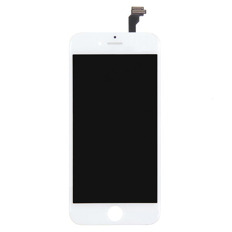 iPhone 6 skärm AAA original IC - Vit