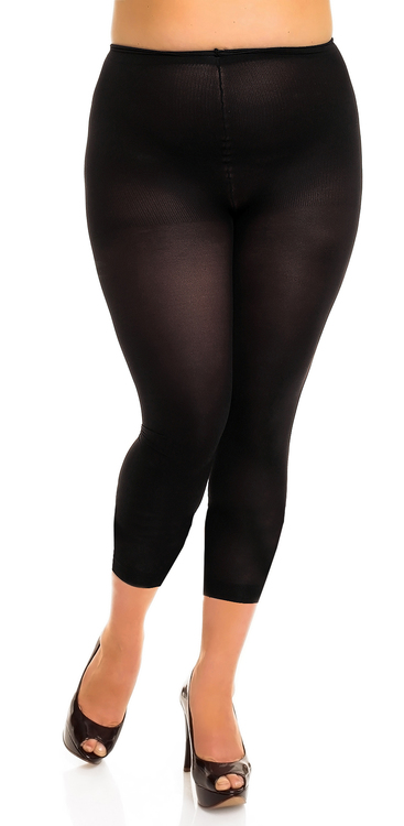 Glamory Leggings 4 XL svart 80 den velvet