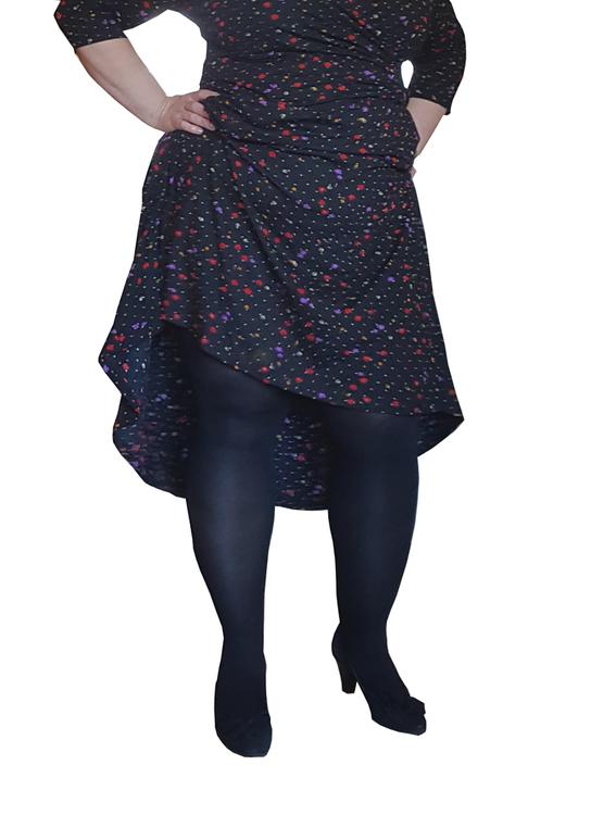 Strumpbyxa 50 den svart - Glasgow XL