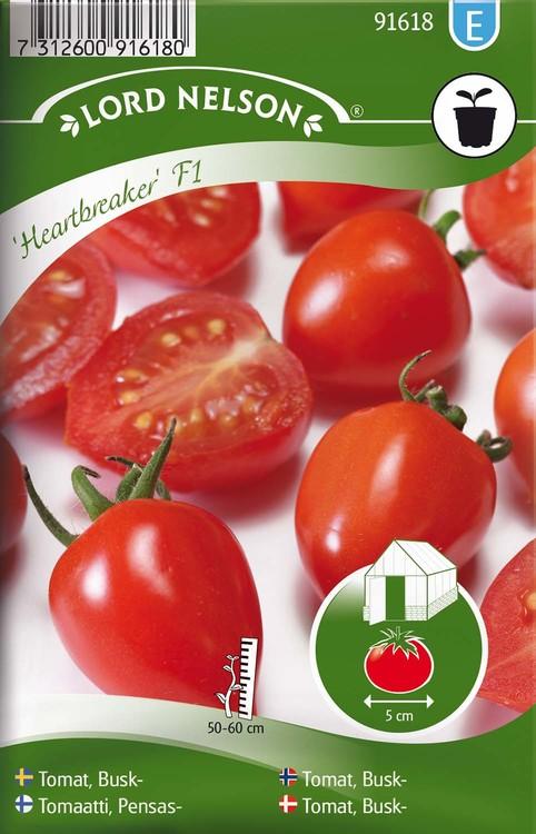 Tomat, Busk-, Heartbreaker F1