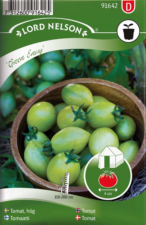 Tomat, Hög, Green Envy