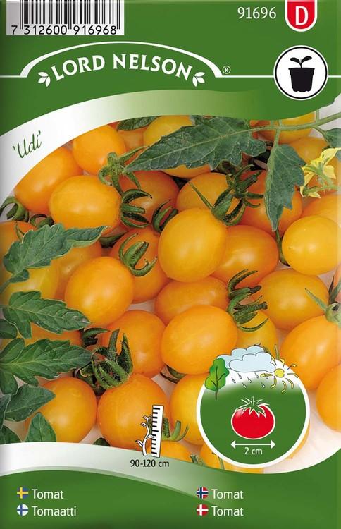 Tomat, Busk-, Ildi