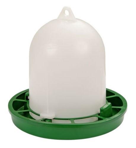 Foderautomat plast 1 kg