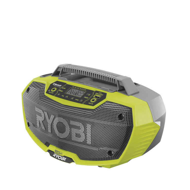 18V RADIO MED BLUETOOTH