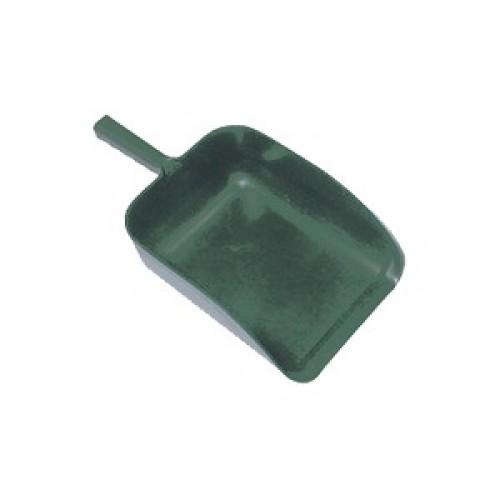 Foderskopa Plast 3l Grön