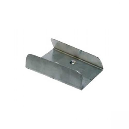Saltstenshållare Rostfri 2 kg