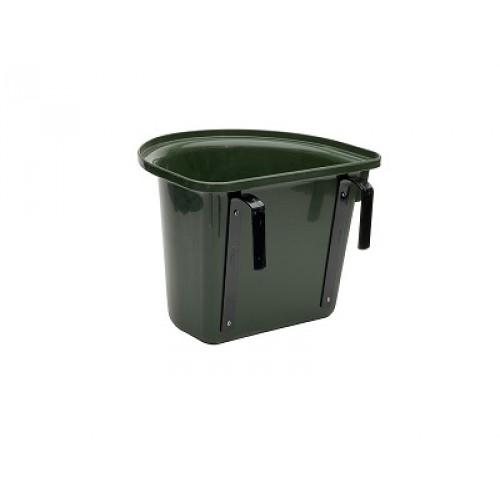 Transportkrubba grön 10L
