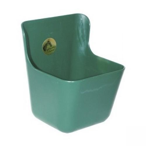 Foderkrubba 110 11,5L Grön