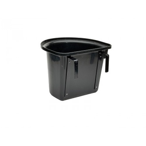 Transportkrubba svart 10L