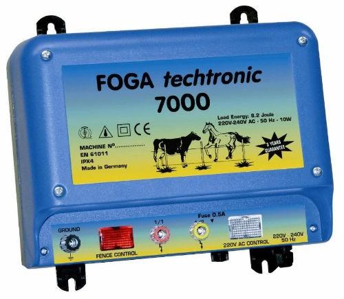 Foga techtronic 7000