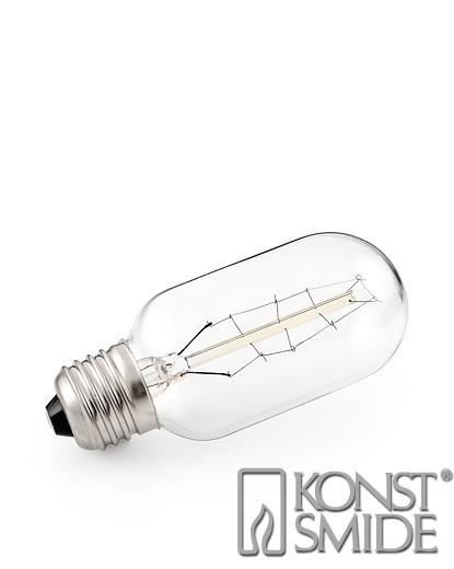 Glödlampa E27 tub 60W 230V
