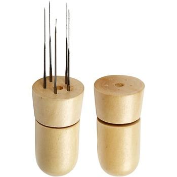 Nålhållare för 5 filtningsnålar