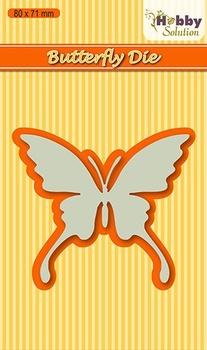 Nellie Snellen/Hobby Solution Die - Butterfly 1