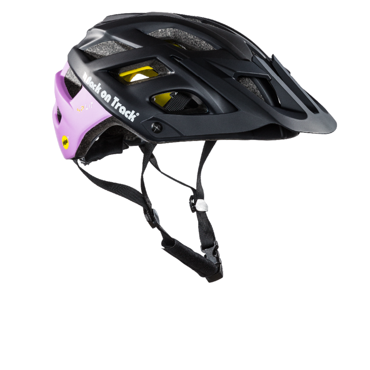 SPLIT MIPS - MTB - Black/Purple