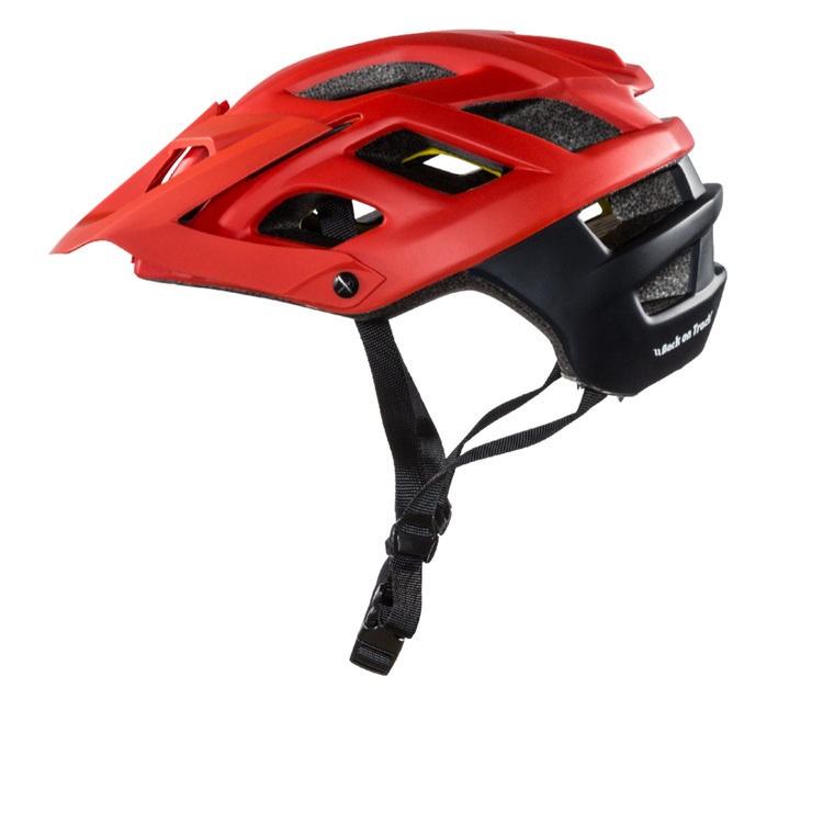 SPLIT MIPS - MTB - Red/Black