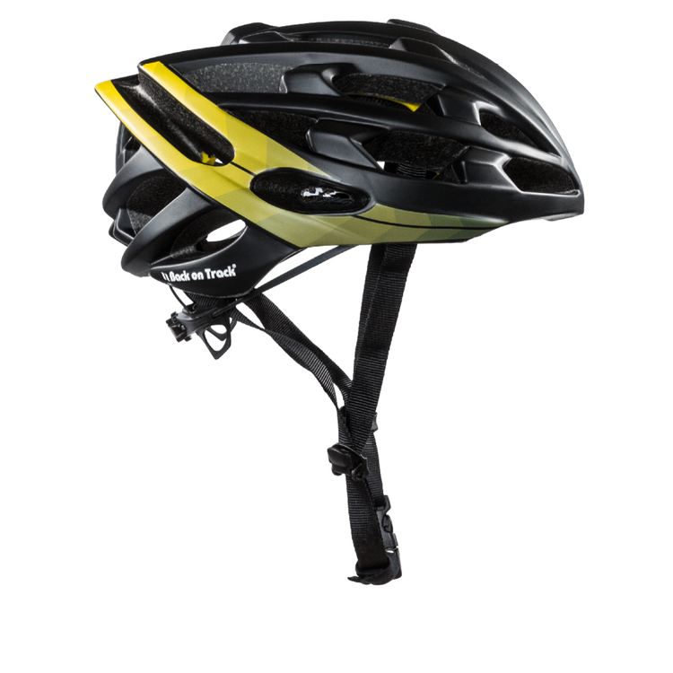 WINGS MIPS - Race / XC - Black/Yellow Stripe
