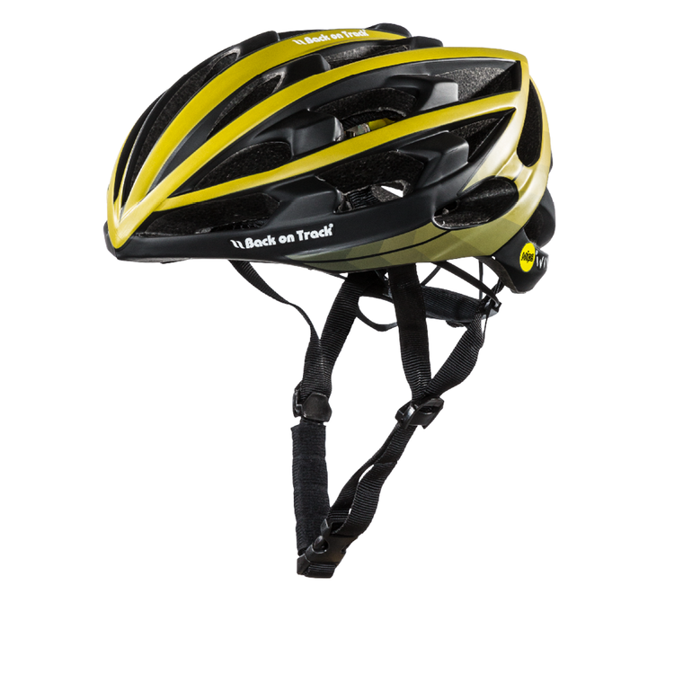 WINGS MIPS - Race / XC - Black/Yellow Gradient