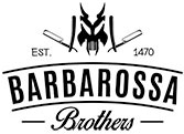 Barbarossa Brothers Rakbladsknivar