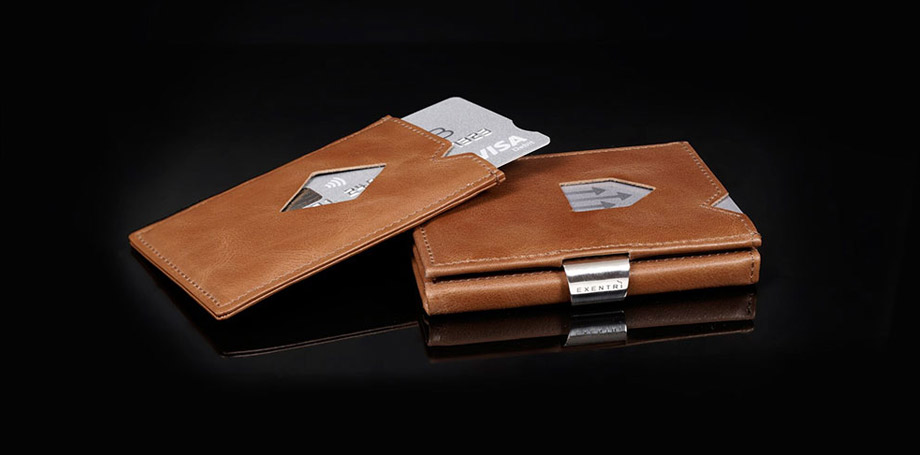 Exentri Plånböcker och Korthållare