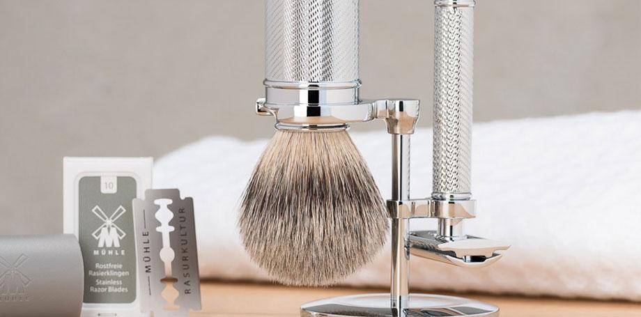 Mühle Shaving Rakprodukter