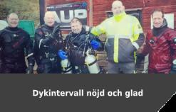 Dykintervall