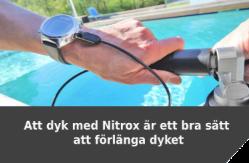 Nitrox analys
